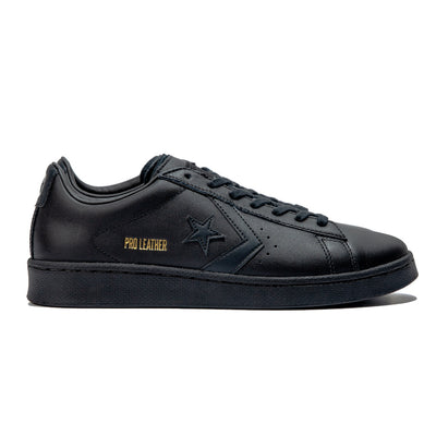 Pro Leather Monocolor Low | Black