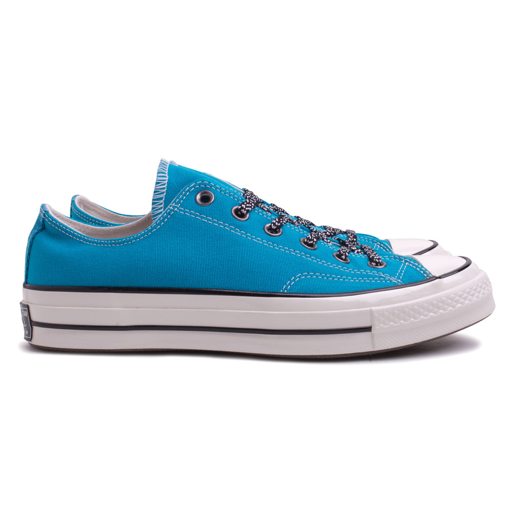 Converse Chuck 1970s Vintage Canvas Ox | Teal - CROSSOVER