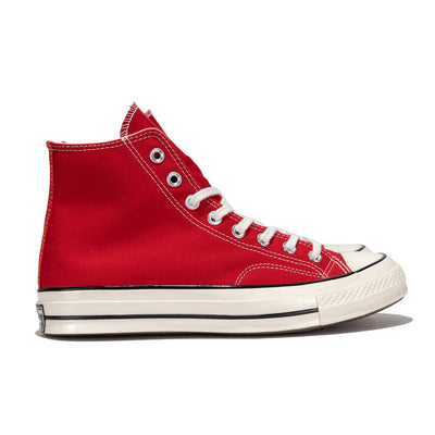 Chuck 1970s Hi Vintage Canvas | Enamel Red