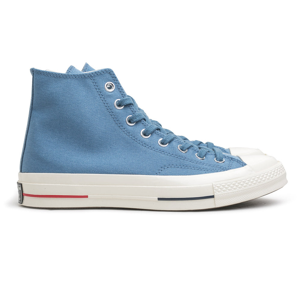 CHUCK TAYLOR ALL STAR '70 OX HERITAGE COURT - Sneaker high - aegean storm/gym red/navy