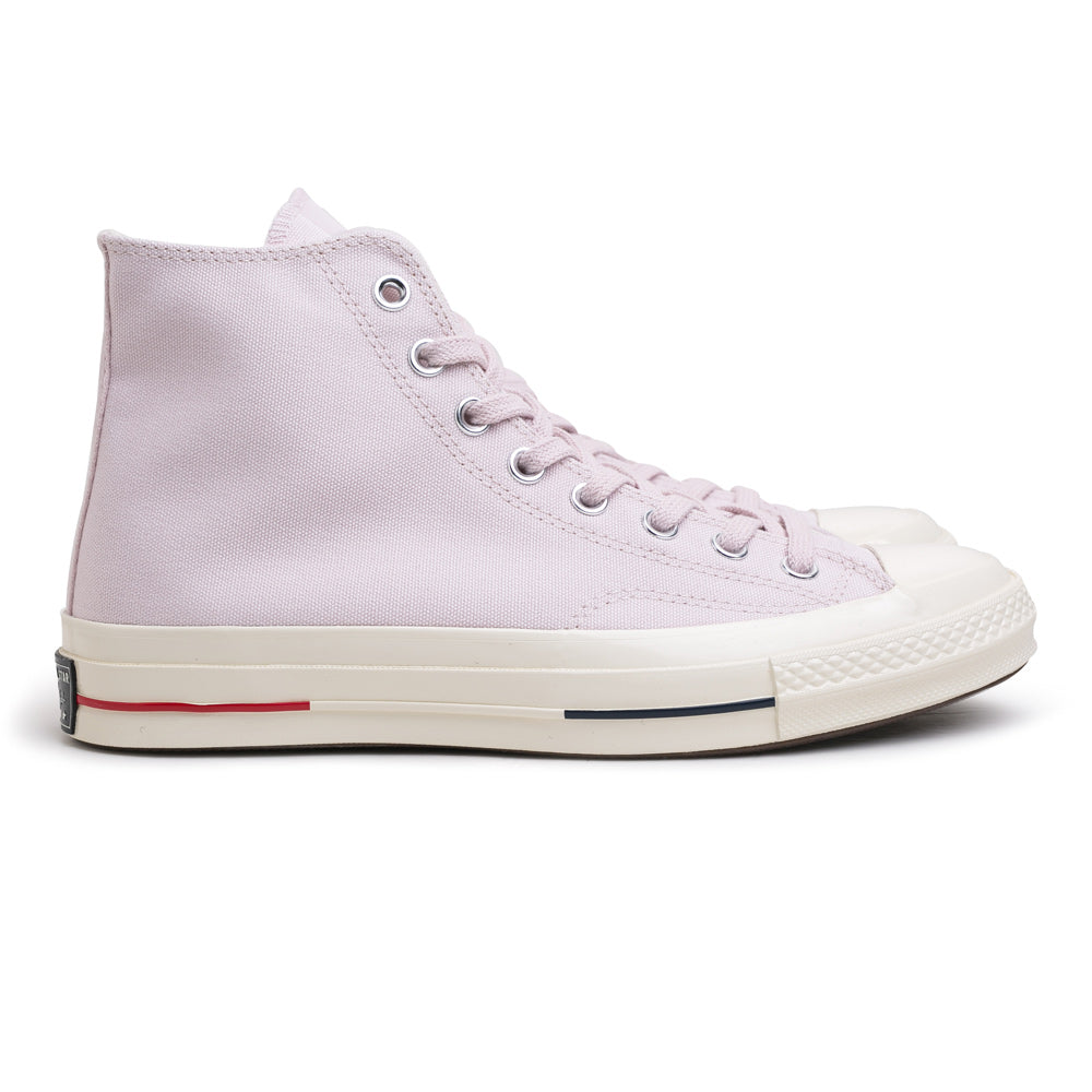 converse barely rose high top