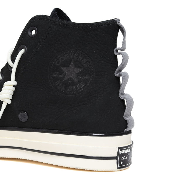 Chuck 1970s Hi 'Nubuck Leather' | Black