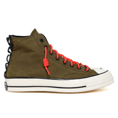 Chuck 1970s Hi 'Nubuck Leather' | Olive
