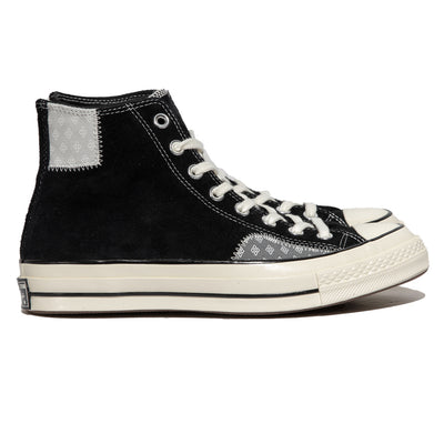 Chuck 70 Twisted Prep Patchwork | Black