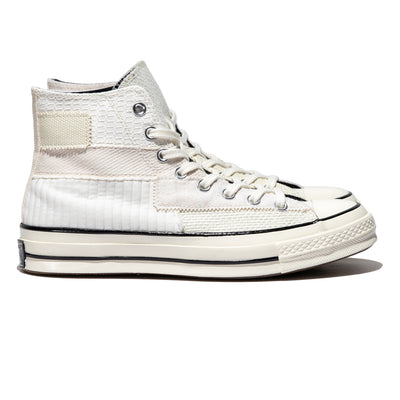 Chuck 70 Mono Patchwork | Antique White
