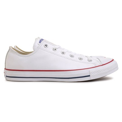 ConverseChuck Taylor Leather Ox | White - CROSSOVER