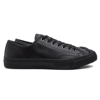 ConverseJack Purcell Desert Storm Leather | Black - CROSSOVER