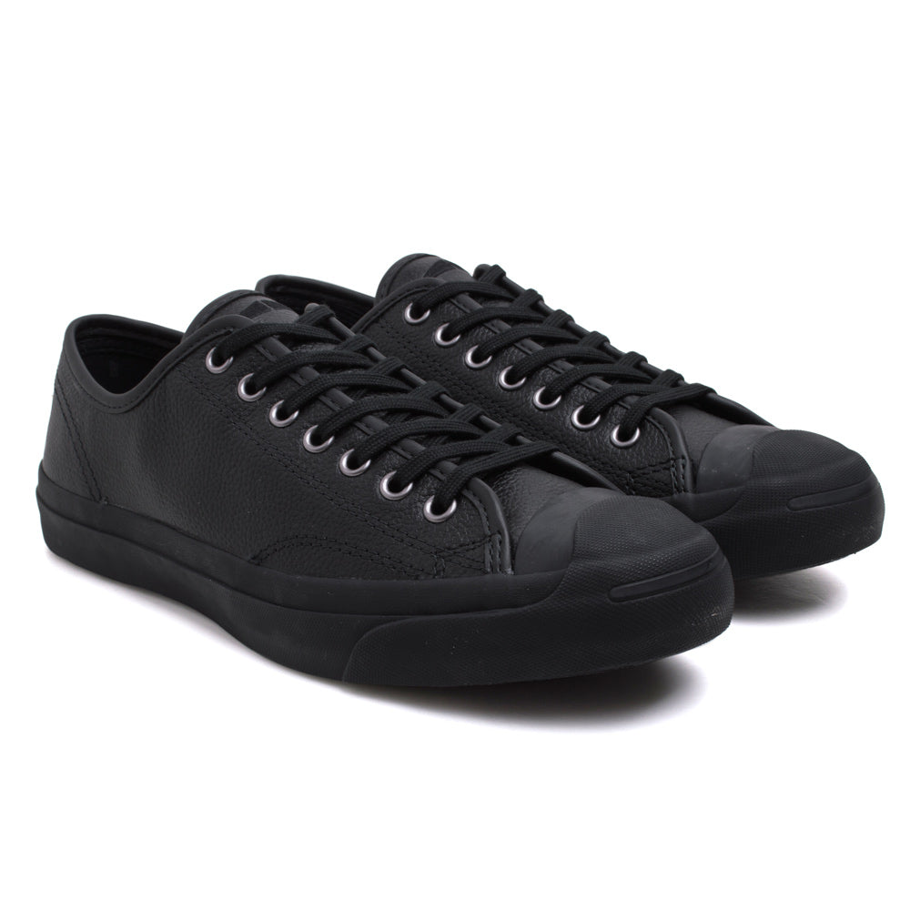 Converse Jack Purcell Desert Storm Leather | Black - CROSSOVER ONLINE