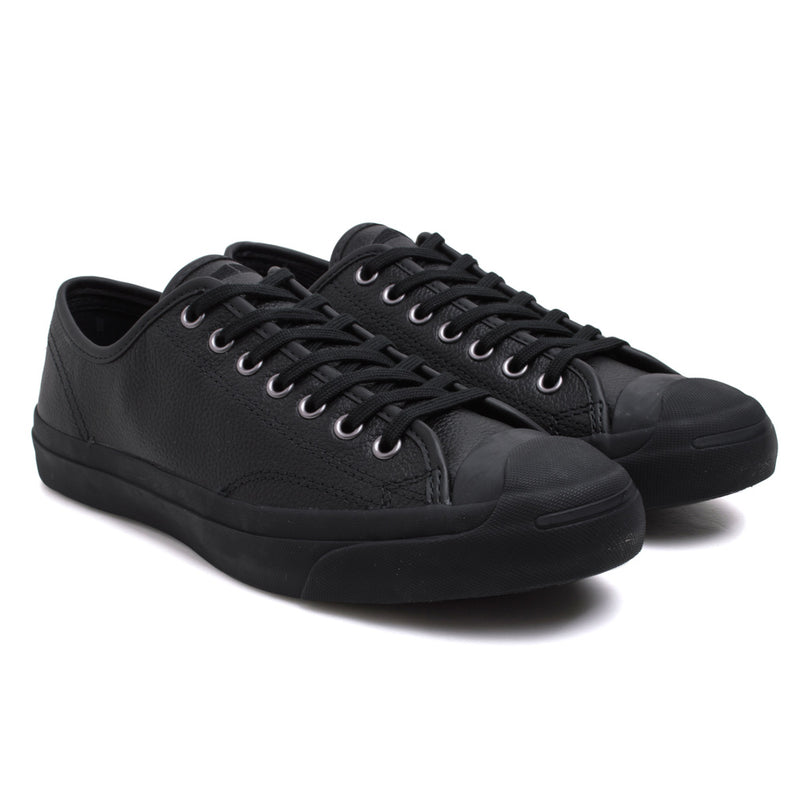 Converse Jack Purcell Desert Storm Leather | Black - CROSSOVER