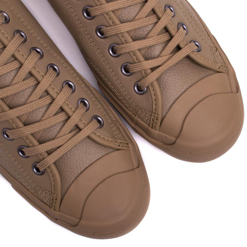 Converse Jack Purcell Desert Storm Leather | Teak - CROSSOVER