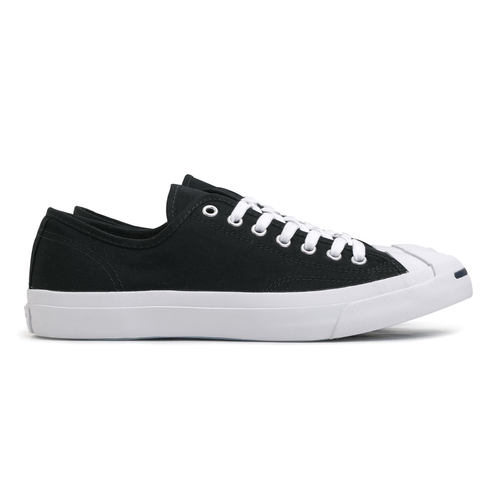 Converse Jack Purcell Low Top | Black - CROSSOVER ONLINE