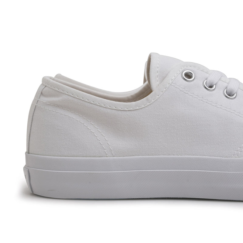 Converse Jack Purcell Low Top | White - CROSSOVER ONLINE