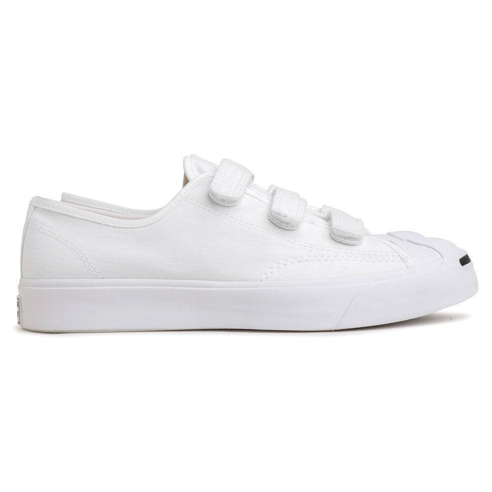 Converse Jack Purcell 3V | White - CROSSOVER