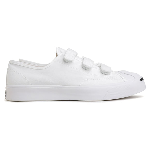 ConverseJack Purcell 3V | White - CROSSOVER