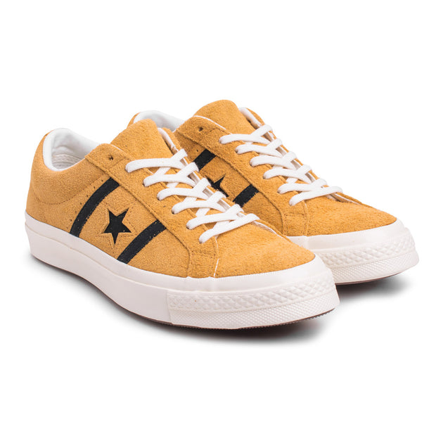 Converse One Star Academy Low | Amber Ochre - CROSSOVER