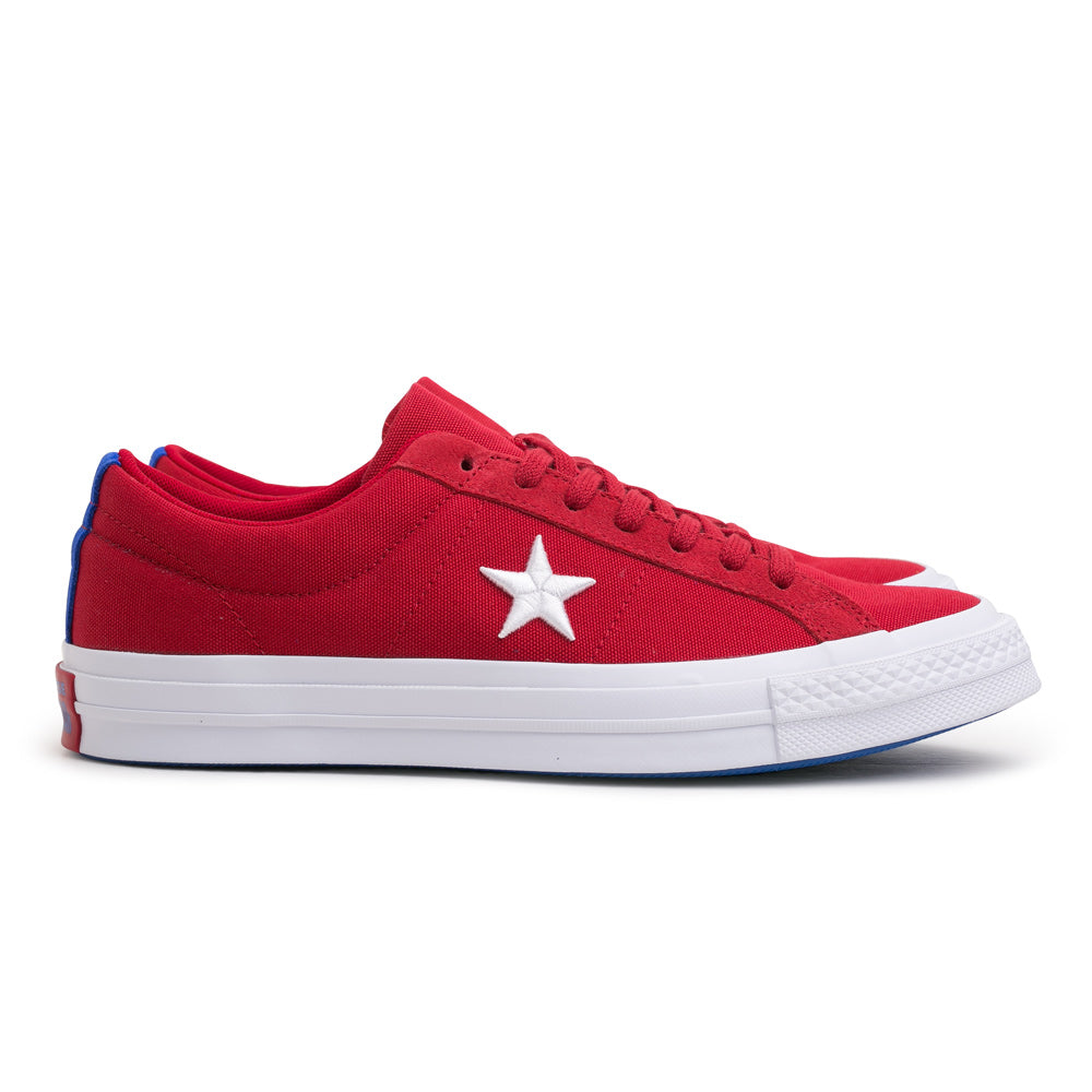 Converse One Star Country Pride | Red - CROSSOVER ONLINE