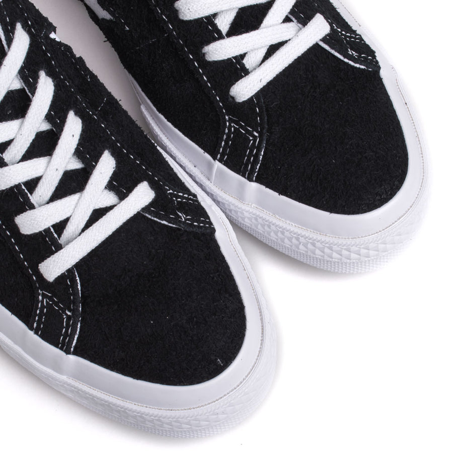 dc25d439 Converse One Star Premium Suede | Black – CROSSOVER ONLINE