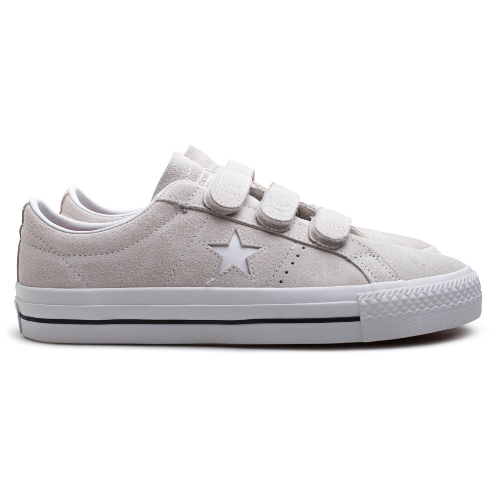 Converse One Star Pro 3V | Egret - CROSSOVER ONLINE