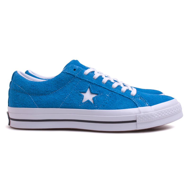 Converse One Star Vintage Suede | Blue Hero - CROSSOVER ONLINE