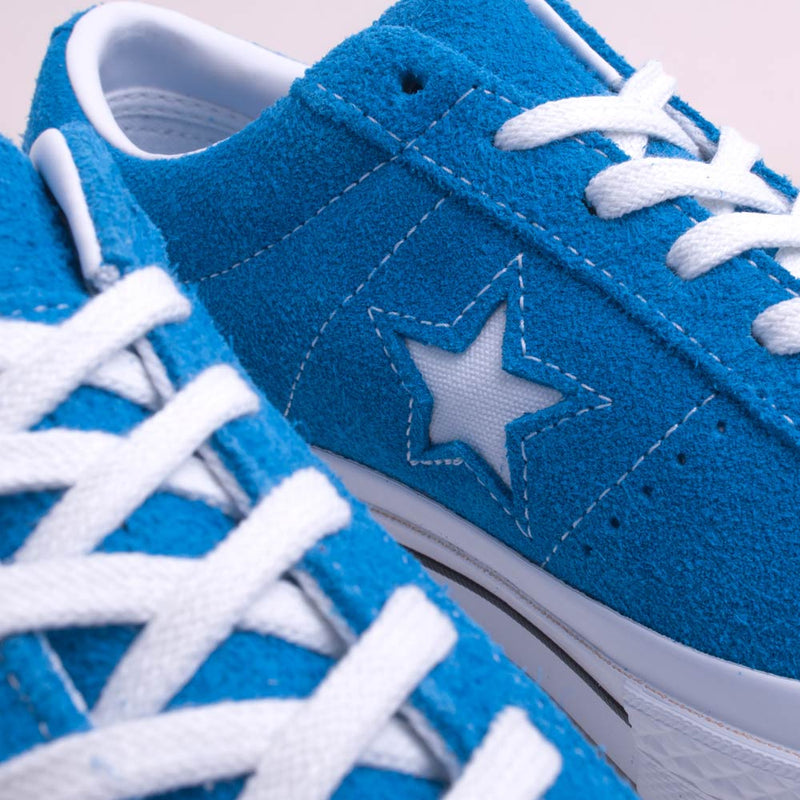 Converse One Star Vintage Suede | Blue Hero - CROSSOVER