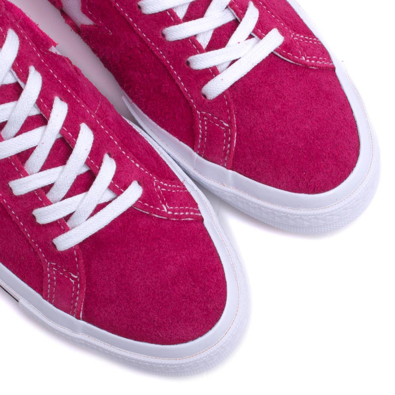 Converse One Star Vintage Suede | Pink Pop - CROSSOVER