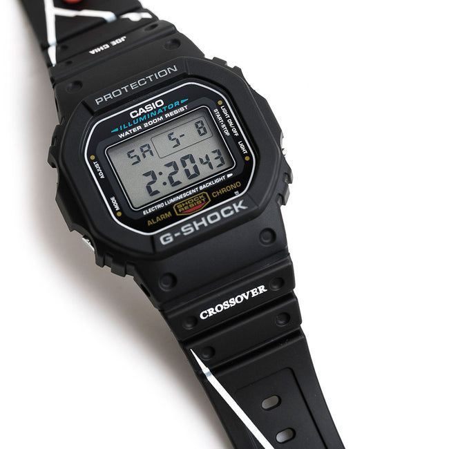 Reebok x CROSSOVER by JOE CHIA G-Shock DW5600-E