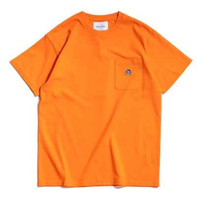Signature SBVRT Pocket Tee | Orange