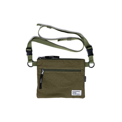CrossoverBukowski Bag | Olive - CROSSOVER