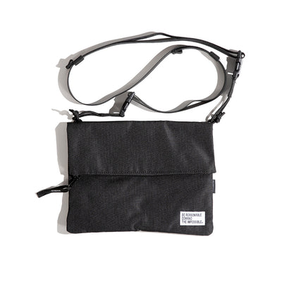 CrossoverCharles Bag | Black - CROSSOVER