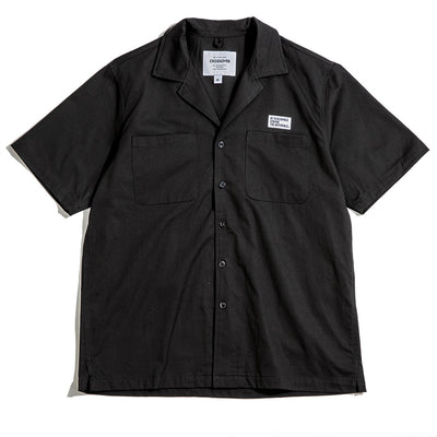 CrossoverIris S/S Shirt | Black - CROSSOVER