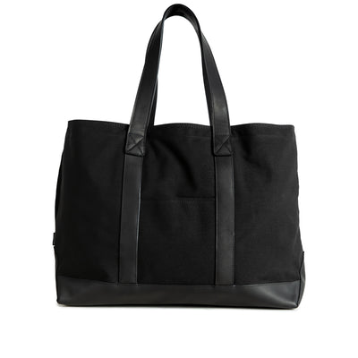 CrossoverJohnny Tote Bag | Black - CROSSOVER