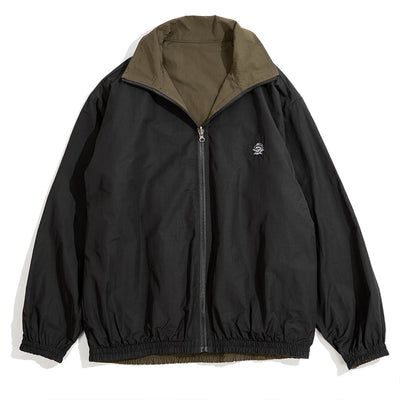 Palantine Reversible Track Jacket | Black