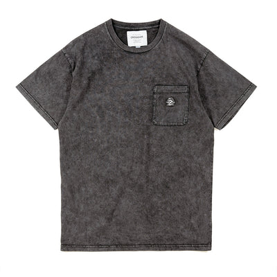 "CrossoverSignature SBVRT ""Garment Dye"" Pocket Tee 