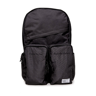 CrossoverSteadman Backpack | Black - CROSSOVER
