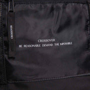 CrossoverThompson Messenger Bag | Black - CROSSOVER