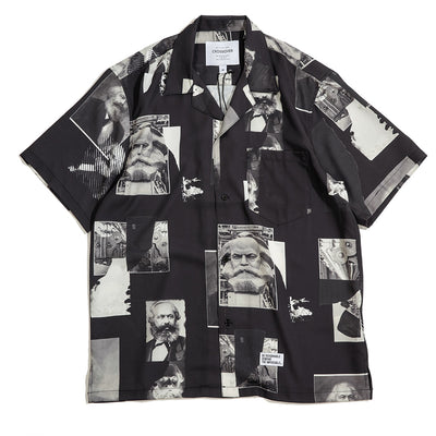 CrossoverWizard S/S Shirt | Black - CROSSOVER