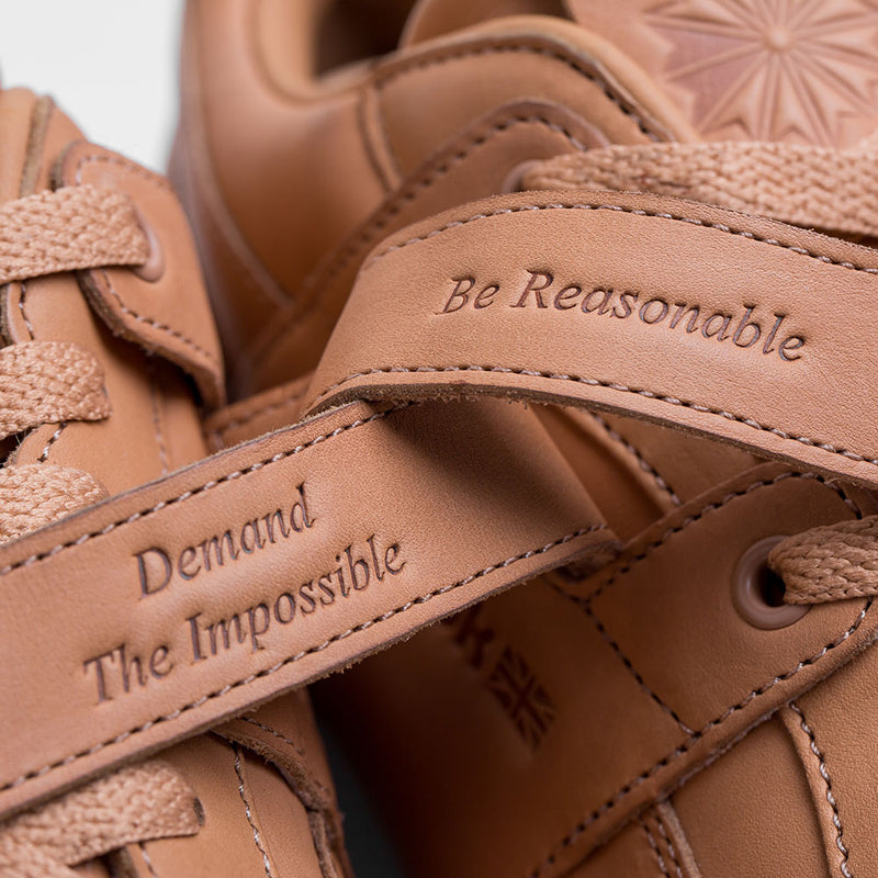 "Crossover x Reebok Workout Plus Strap ""Veggie Tan"""