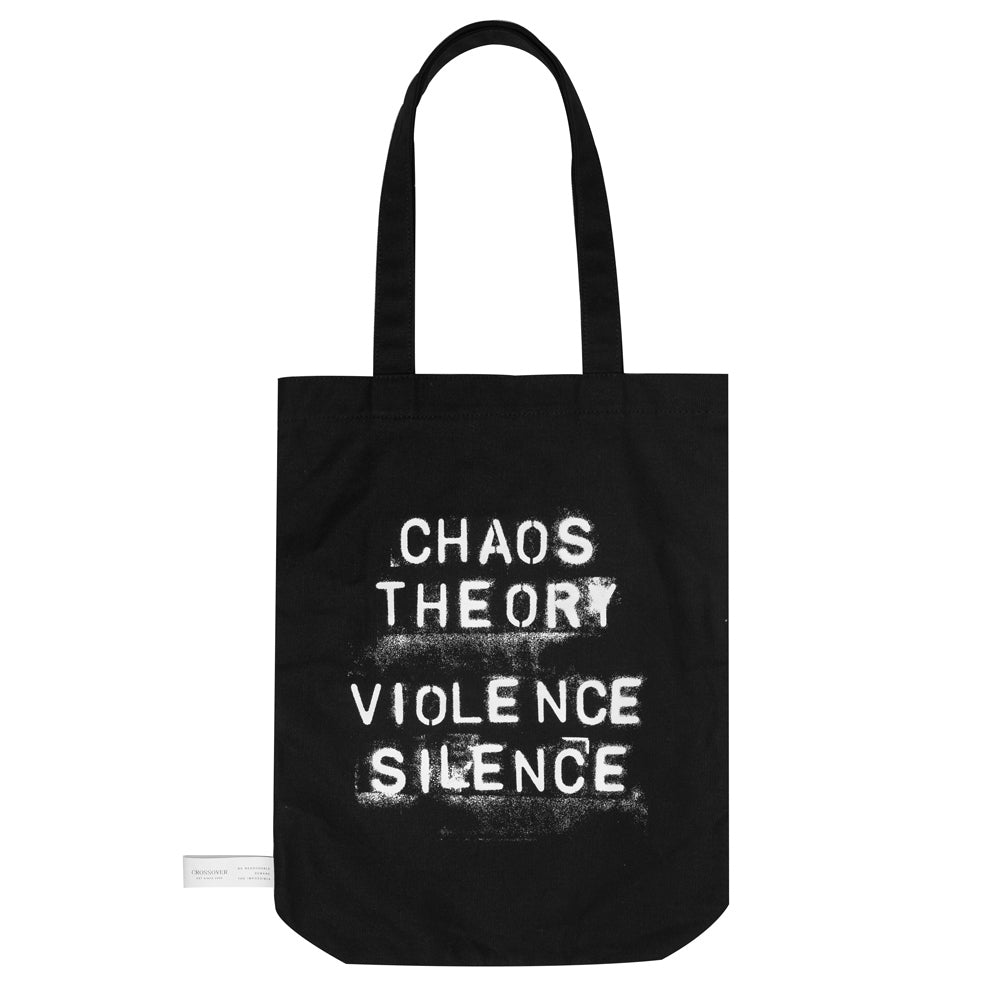 Chao's Tote Bag | Black