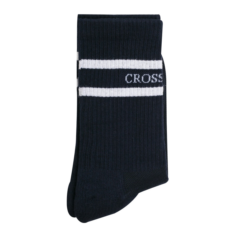 CrossoverCushioned Sock | Blue - CROSSOVER ONLINE