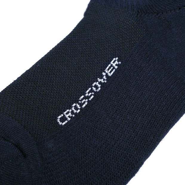 Crossover Invisible Sock | Blue - CROSSOVER