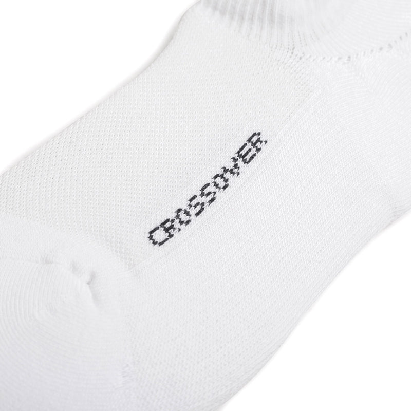 Crossover Invisible Sock | White - CROSSOVER