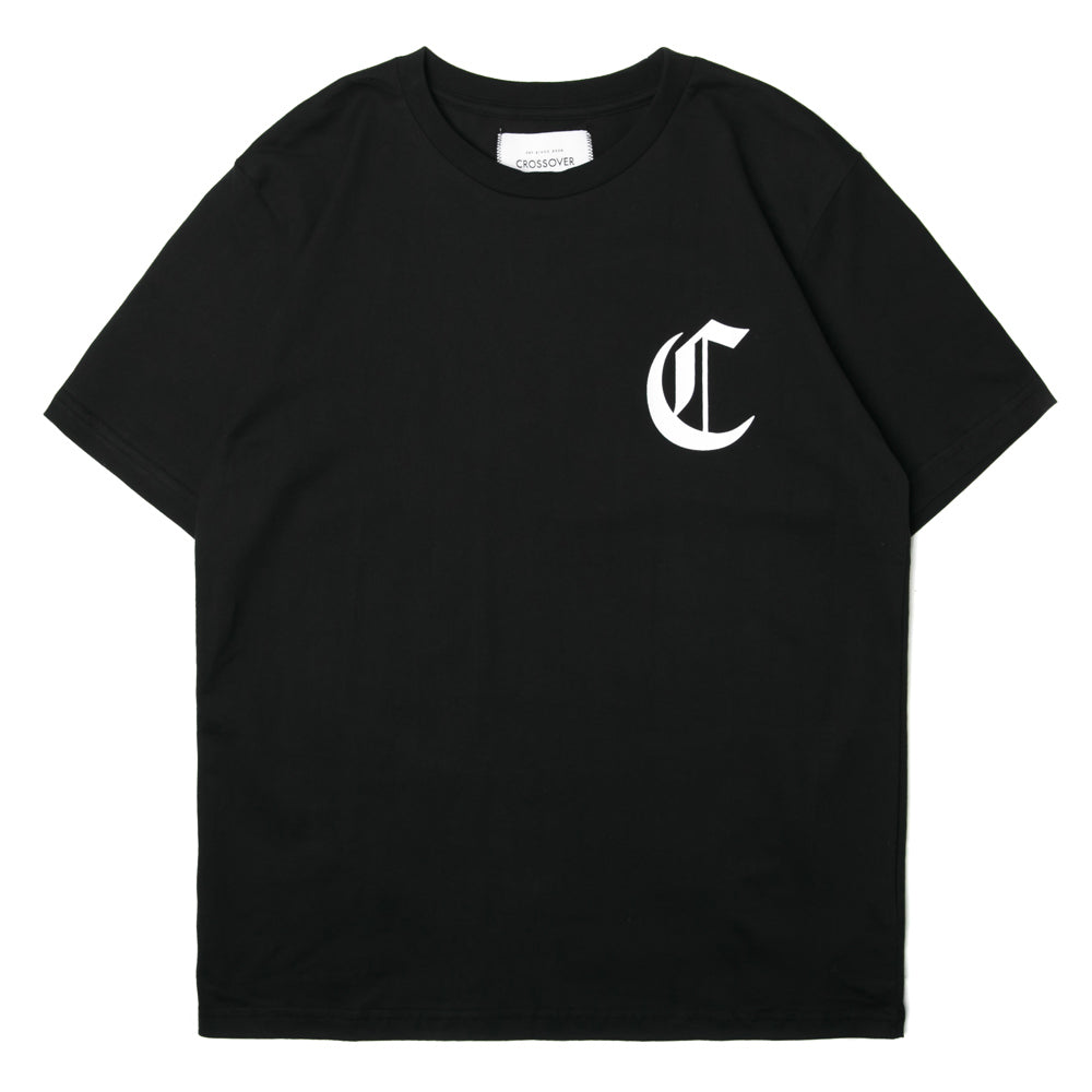 Crossover League Tee | Black - CROSSOVER ONLINE