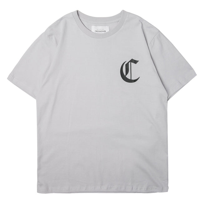 League Tee | Grey