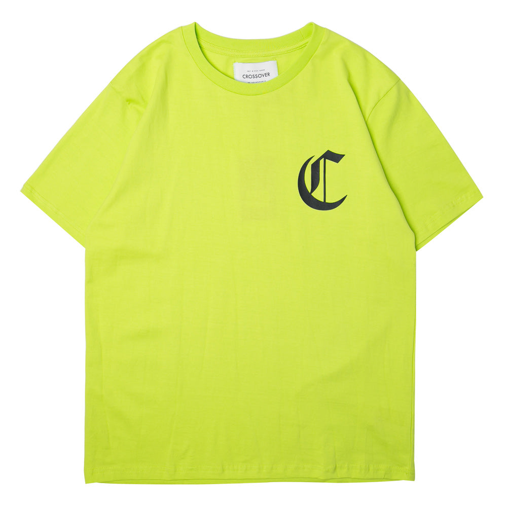 League Tee | Lime