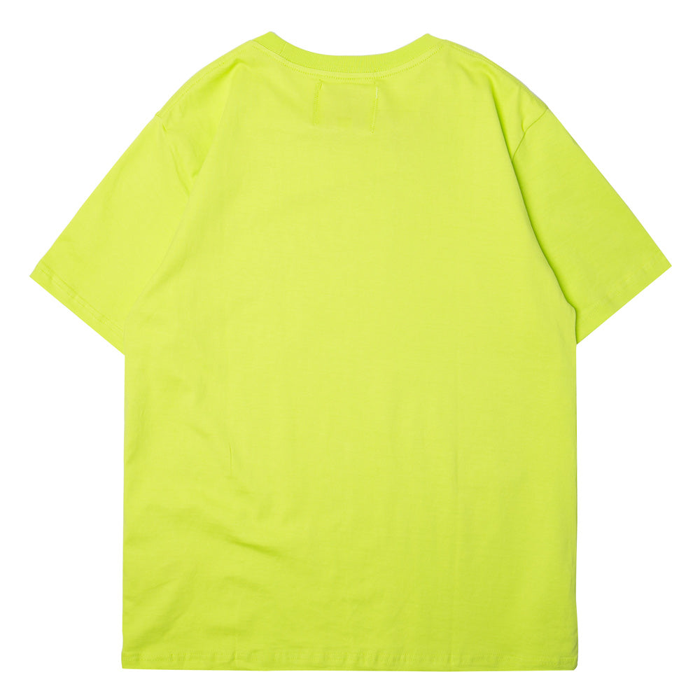 Crossover League Tee | Lime - CROSSOVER ONLINE