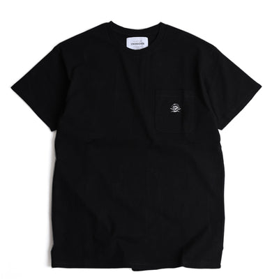 Crossover Signature SBVRT Pocket Tee | Black - CROSSOVER