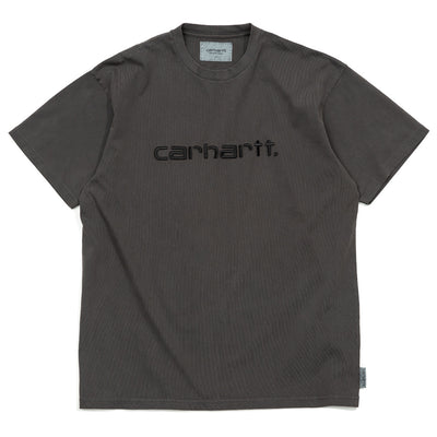 Carhartt Embroidery 'Pigment Dye' Tee | Soot