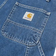 Carhartt WIP Ruck Single Knee Pant | Blue Stone Wash - CROSSOVER