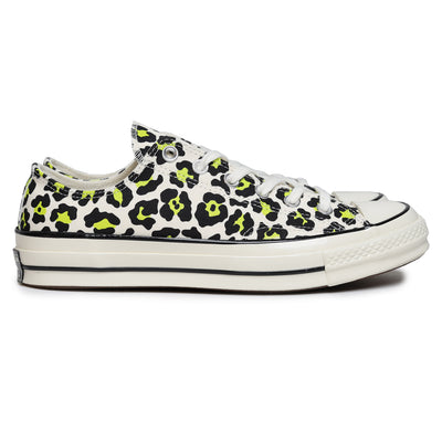 Converse Chuck 1970s Archive Print Low Top | Egret - CROSSOVER