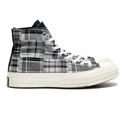 Chuck 70 Twisted Prep Hi | Black
